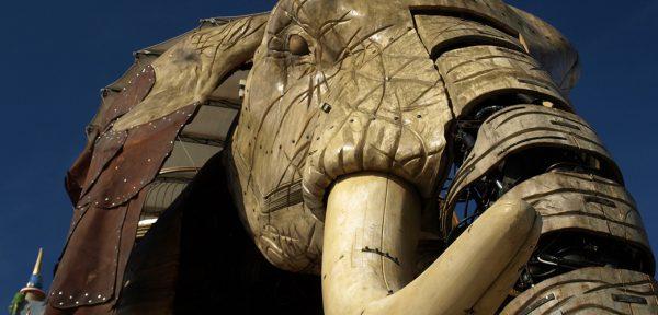 Éléphant des machines de l'île de Nantes