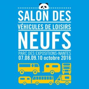 Salon des véhicules de loisirs neufs 2016 à Nantes