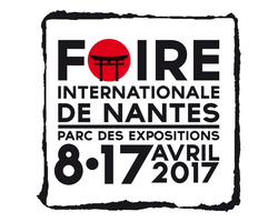 logo foire internationnale de Nantes