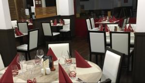 Salle restaurant l'envol thouaré sur Loire
